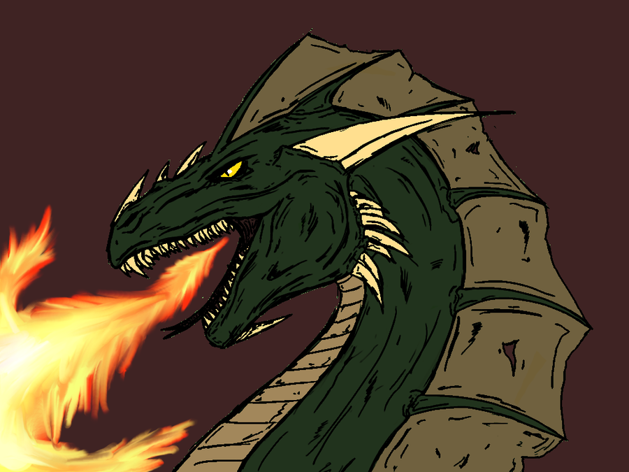 drawings of dragons blowing fire image search results