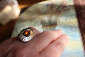 Secret Locket Ring keep memories or secrets close! by artistiquejewelry