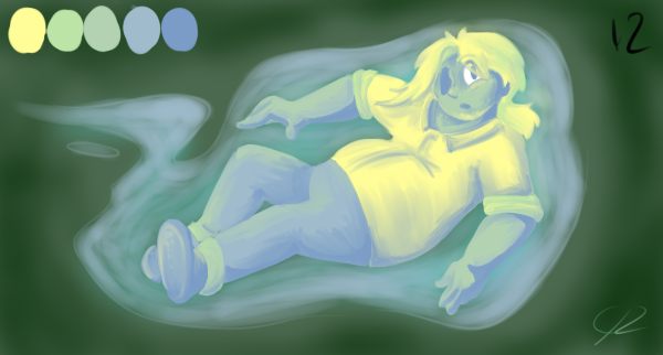 Palette Challenge - Will Setter by MysticFeather