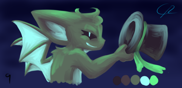 Palette Challenge - Cheshire by MysticFeather