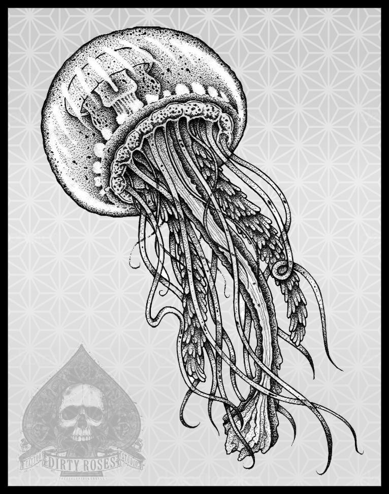 Traditional Jellyfish Flash