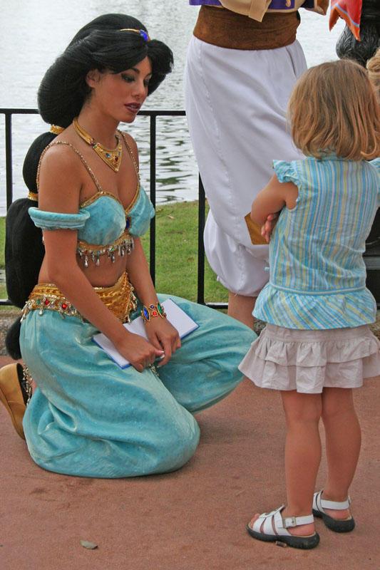 Princess Jasmine by marinaCborne