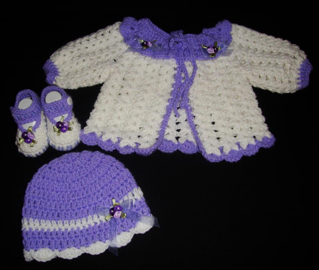 Tasha's Set by Crochet-by-Clarissa
