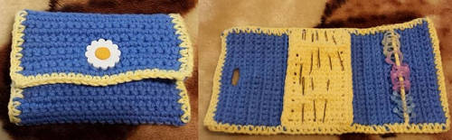 My needle case by Crochet-by-Clarissa