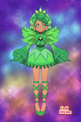 Miracle Angel Emerald