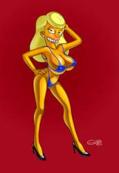 Titania - Bikini Series by super-enthused