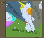Viking Invasion of Caspian Sea (Alternate History)