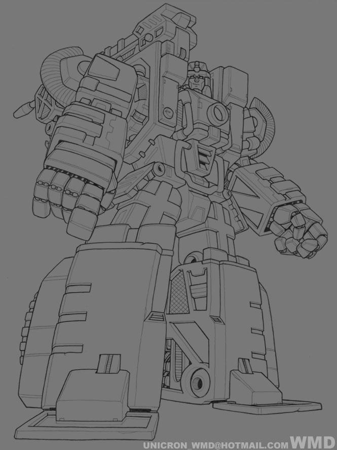 Strongarm pencils by UNICRON-WMD