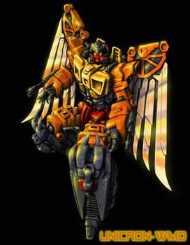 Mastermind Creations Talon's BioCard art