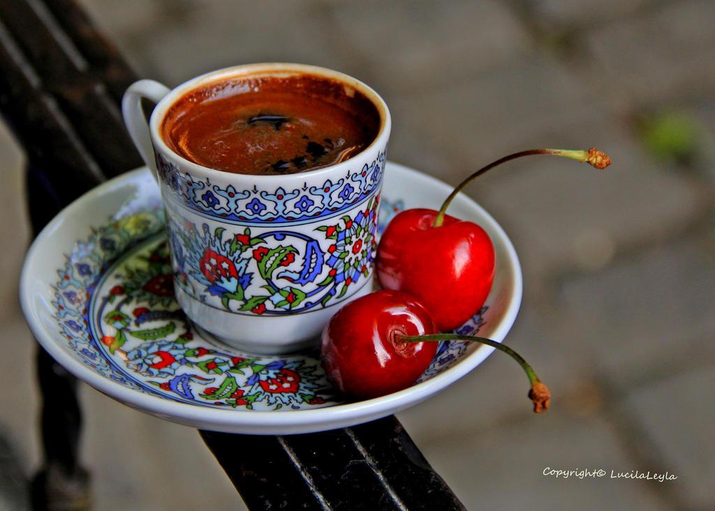 Turkish Coffee by LUCILALEYLA