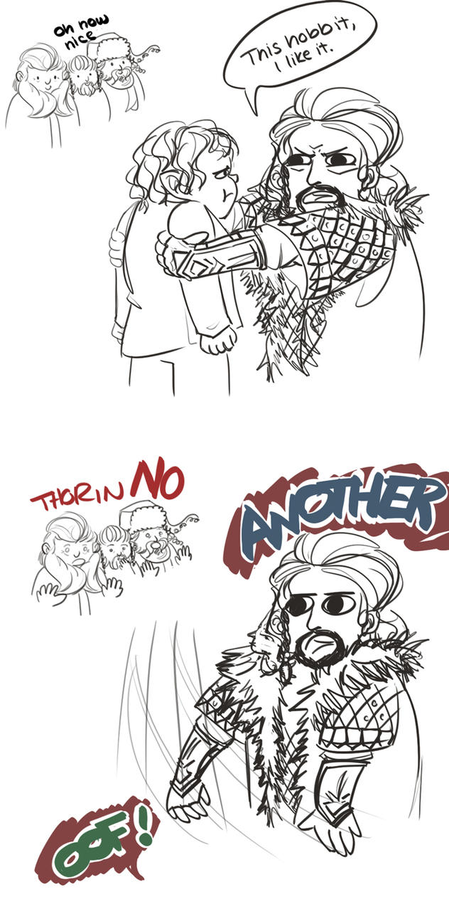THORin by jtrose