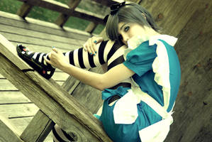 Ciel's Wonderland by Sasurealian