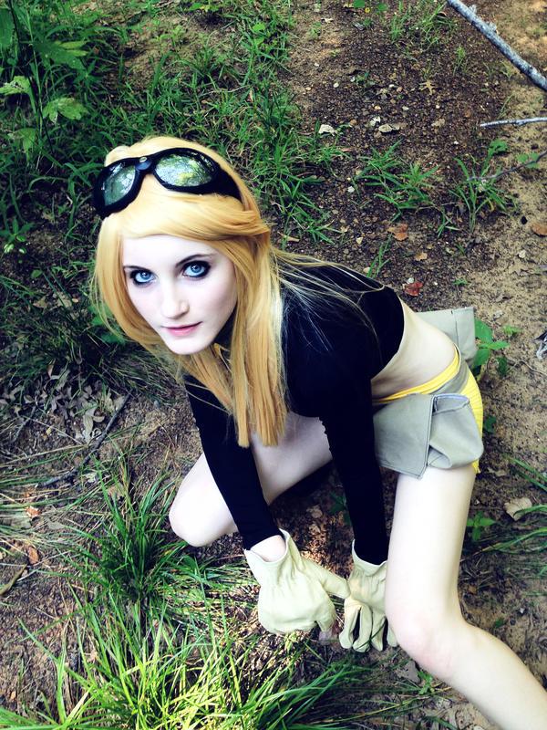 Terra - Swift as the Dirt by Sasurealian