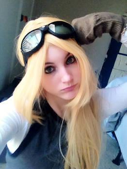 Teen Titan blondie