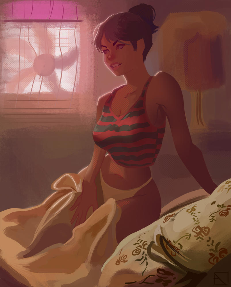 Morning Time by Phobos-Romulus
