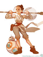 Rey of Sunshine by Phobos-Romulus