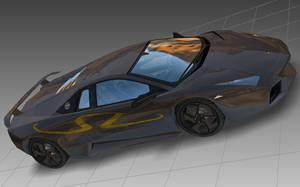 Lamborghini Reventon SV Model