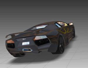 Lamborghini Reventon SV Model2