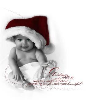 Card A Beautiful Christmas by DigitalPhenom