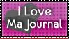 Ma Journal Stamp by DigitalPhenom