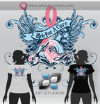 Ride For A Cure Tee Shirt