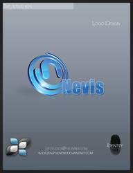 Nevis Logo 3 by DigitalPhenom