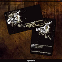 CD Business Card by DigitalPhenom