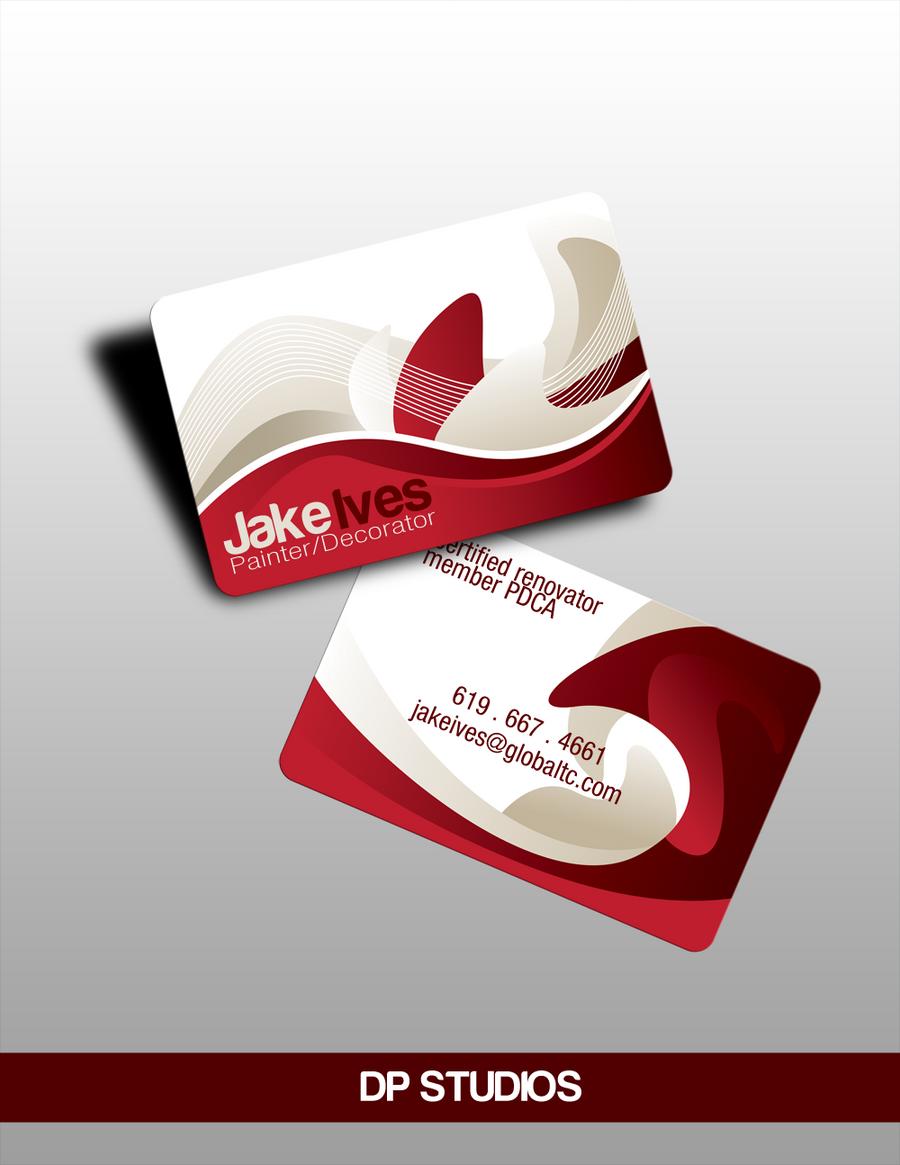 JakeIves Business Card by DigitalPhenom