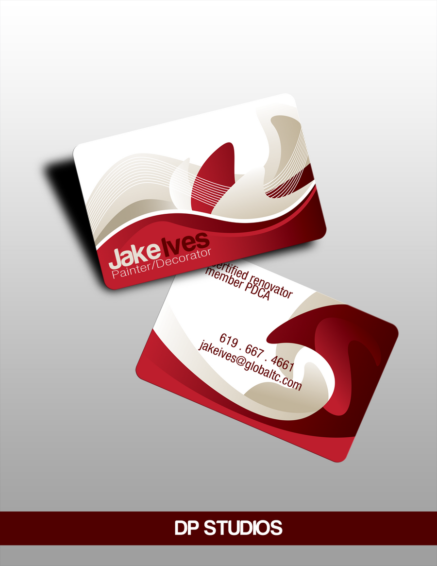 JakeIves Business Card