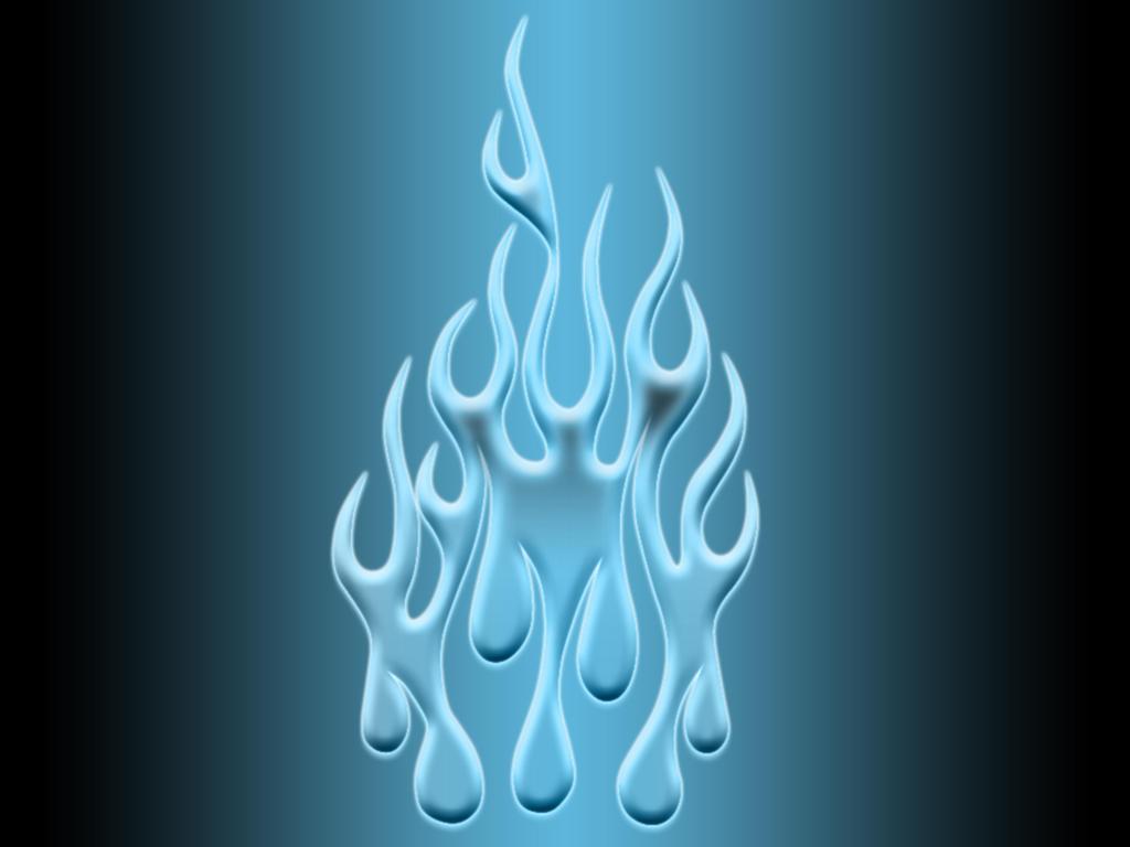 Flames Luminated by DigitalPhenom