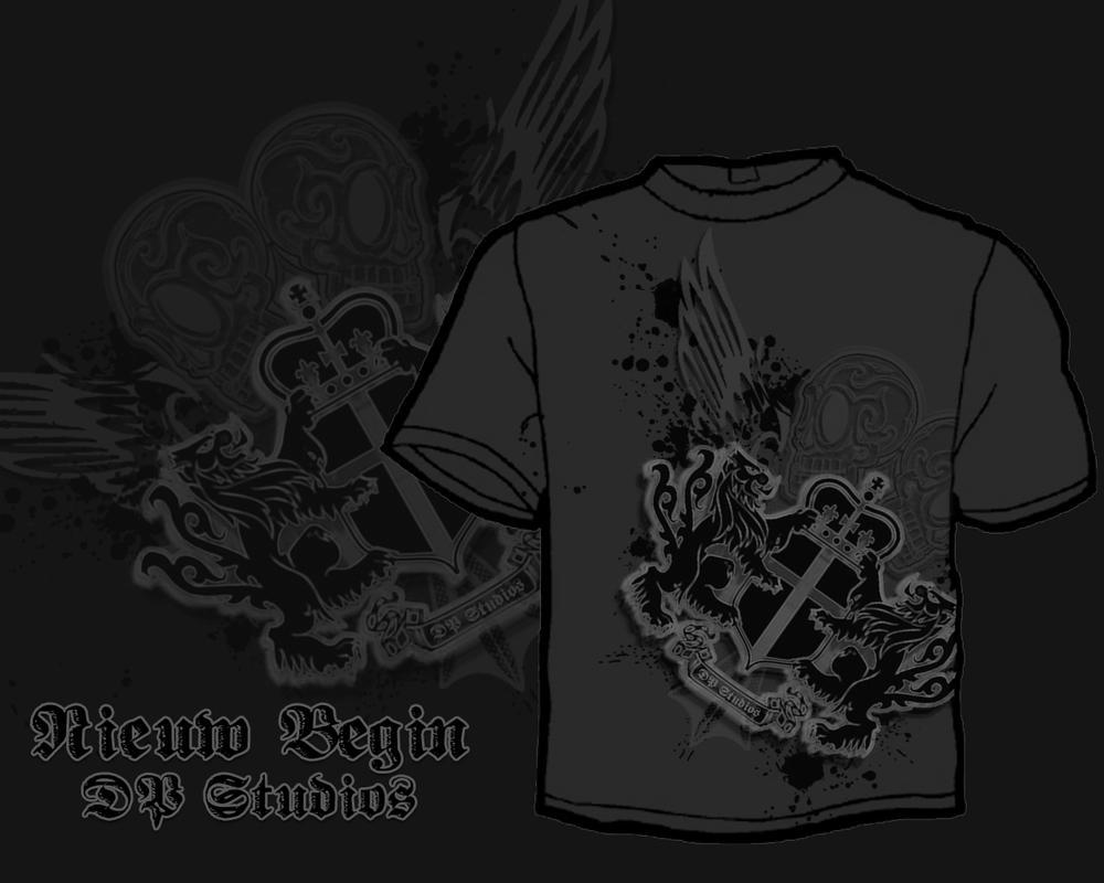 Nieuw Begin Tee Shirt by DigitalPhenom