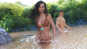 Lee 6 and Mei Lin 7 by PJ3DART
