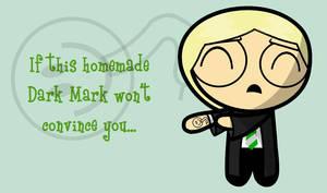 Homemade Dark Mark