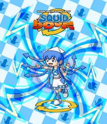 Squid BOOM style by sfBluepan