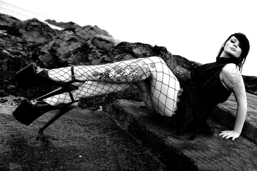 High on Heels I by Dahlia-Dubh on DeviantArt