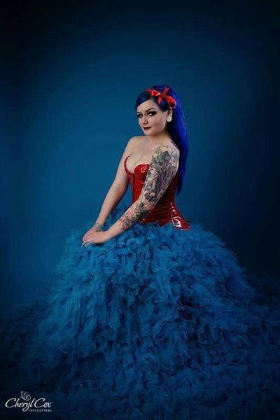 Cheryl Cox Photography by Dahlia-Dubh