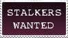 Stalkers Wanted by KorineForever