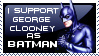 I support George as Batman by KorineForever