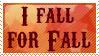 I fall for Fall by KorineForever