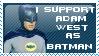 Adam West Batman by KorineForever