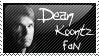 Dean Koontz Fan by KorineForever
