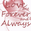 Love Me Forever and Always by KorineForever