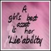 A girl best 'Lie'ability by KorineForever