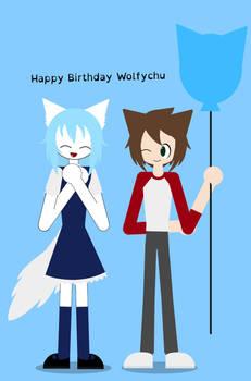Happy Birthday Wolfychu