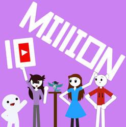 Jaidens Success to 10 Million