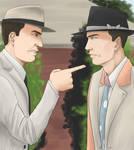 L.A. Noire - Shut your mouth