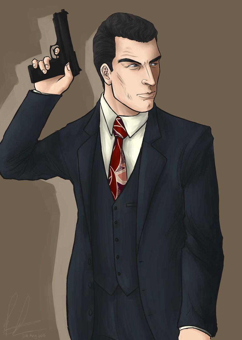 Mafia II - Henry Tomasino by litesnake