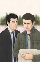 SPN - Don't Cry :spoilers?: by neollus