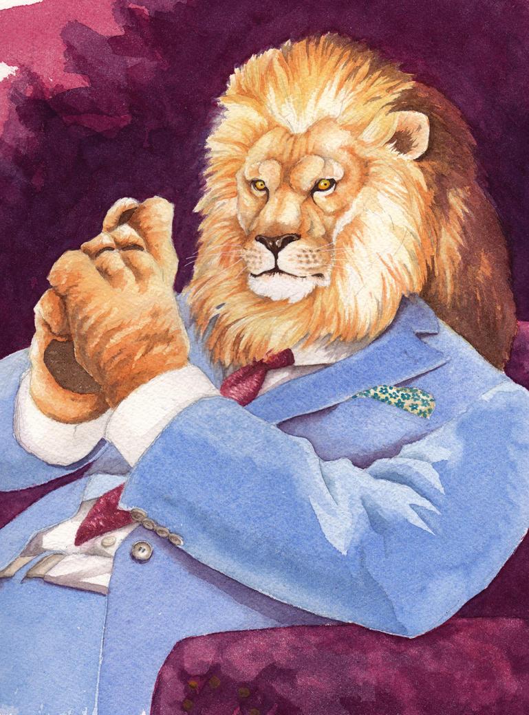 Lion by mpjawka