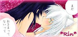 InuKagome Kiss